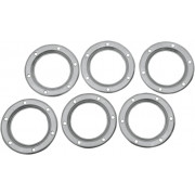 STAINLESS DISC 4inch 12 PACK| Artikelnr: 4046512