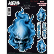 DECAL BLUE FLAME | Fabrikantcode: LT88107 | Fabrikant: LETHAL THREAT | Cataloguscode: 4320-1312