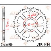 SPROCKET, RR 43T | Fabrikantcode: JTR1414.43 | Fabrikant: JT SPROCKETS | Cataloguscode: JTR1414-43