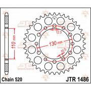 SPROCKET REAR 42T 520 | Fabrikantcode: JTR1486.42 | Fabrikant: JT SPROCKETS | Cataloguscode: JTR1486-42