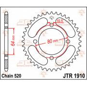 SPROCKET REAR 32T 520 | Fabrikantcode: JTR1910.32 | Fabrikant: JT SPROCKETS | Cataloguscode: JTR1910-32