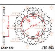 SPROCKET REAR 43T 520 | Fabrikantcode: JTR853.43 | Fabrikant: JT SPROCKETS | Cataloguscode: JTR853-43