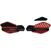 HANDGUARDS RED/BLACK | Cataloguscode: PM14202 | Fabrikantcode: 34202