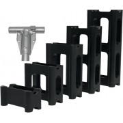 RISER BLOCK UNI PIVOT 2 | Cataloguscode: 0602-0134 | Fabrikantcode: 45402