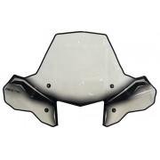 Windscherm Cobra ProTEK windscherm met uitsparing voor koplamp | Cataloguscode: 2317-0123 | Fabrikantcode: 24570
