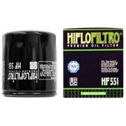 FLTR OIL MOTO GUZZI HF551 | Fabrikantcode: HF551 | Fabrikant: HIFLOFILTRO | Cataloguscode: 0712-0135