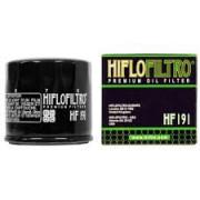 HIFLOFILTRO OIL FILTER   Fabrikantcode: HF191   Fabrikant: HIFLOFILTRO   Cataloguscode: HF191