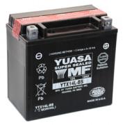 Accu / Battery YTX14L-BS | Fabrikantcode: YUAM3RH4L | Fabrikant: YUASA | Cataloguscode: 2113-0016