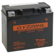 Accu / Battery GYZ20HL | Fabrikantcode: YUAM720GH | Fabrikant: YUASA | Cataloguscode: 2113-0109