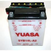 Accu / Battery SYB14L-A2 | Fabrikantcode: YUAM2214S | Fabrikant: YUASA | Cataloguscode: SYB14L-A2