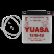 Accu / Battery Y12N5-4B | Fabrikantcode: YUAM2250B | Fabrikant: YUASA | Cataloguscode: Y12N5-4B