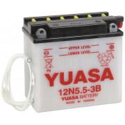 Accu / Battery Y12N5.5-3B | Fabrikantcode: YUAM2255B | Fabrikant: YUASA | Cataloguscode: Y12N5.5-3B