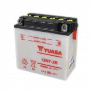 Accu / Battery Y12N7-3B | Fabrikantcode: YUAM2273B | Fabrikant: YUASA | Cataloguscode: Y12N7-3B