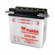 Accu / Battery Y12N9-3A | Fabrikantcode: YUAM2293A | Fabrikant: YUASA | Cataloguscode: Y12N9-3A