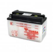 Accu / Battery Y6N11-2D | Fabrikantcode: YUAM26112 | Fabrikant: YUASA | Cataloguscode: Y6N11-2D