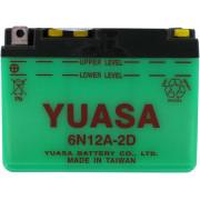 Accu / Battery Y6N12A-2D | Fabrikantcode: YUAM2612D | Fabrikant: YUASA | Cataloguscode: Y6N12A-2D