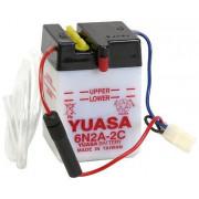 Accu / Battery Y6N2A-2C | Fabrikantcode: YUAM262AC | Fabrikant: YUASA | Cataloguscode: Y6N2A-2C