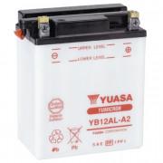 Accu / Battery YB12AL-A2 | Fabrikantcode: YUAM22212 | Fabrikant: YUASA | Cataloguscode: YB12AL-A2