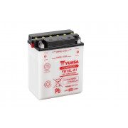 Accu / Battery YB14L-A1 | Fabrikantcode: YUAM22141 | Fabrikant: YUASA | Cataloguscode: YB14L-A1