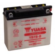 Accu / Battery YB7B-B | Fabrikantcode: YUAM227BB | Fabrikant: YUASA | Cataloguscode: YB7B-B