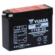 Accu / Battery YT4B-BS | Fabrikantcode: YUAM62T4B | Fabrikant: YUASA | Cataloguscode: YT4B-BS