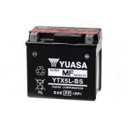 Accu / Battery YTX5L-BS | Fabrikantcode: YUAM32X5B | Fabrikant: YUASA | Cataloguscode: YTX5L-BS