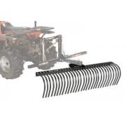 DW LANDSCAPE RAKE 60 inch | Artikelcode: KOLLSR60 | Fabrikant: Kolpin Dirt Works
