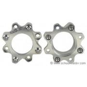 WHEEL SPACER SET FR 4/110 30MM | Artikelcode: 96381 | Fabrikant: Silver tec Accessories