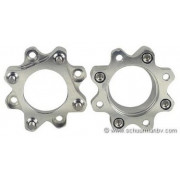 WHEEL SPACERS SET FRONT 4/144 | Artikelcode: 96386 | Fabrikant: Silver tec Accessories