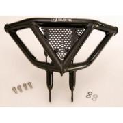 FR BUMP N3 S-TEC YFZ450R BLACK | Artikelcode: S-TEC-RFB-251-N3-BK | Fabrikant: Silver tec Accessories