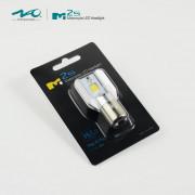 LED Head light (800LM) 6-36Volt 2x6Watt (BA20D Socket)