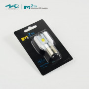 LED Head light (800LM) 6-36Volt 2x6Watt (BA20D Socket)
