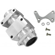AXLE HOUSING Z400/KFX| Artikelnr: 02140128| Fabrikant:DURA BLUE