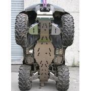Moose beschermingskit Yamaha Grizzly 700 - bodemplaat compleet.