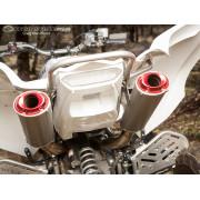 BIG GUN Yamaha Raptor 700 (06-14) EVO R ATV Full Dual System