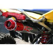 BIG GUN Suzuki Quadracer LT-R 450 EVO R ATV Full System