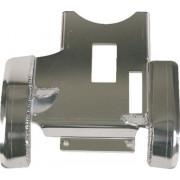 ART ALUMINIUM REAR GLIDE PLATE HONDA TRX450R