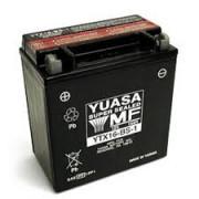 Accu / Battery YTX16-BS-1 | Fabrikantcode: YUAM32X61 | Fabrikant: YUASA | Cataloguscode: YTX16-BS-1
