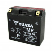 Accu / Battery YT14B-BS | Fabrikantcode: YUAM624B4 | Fabrikant: YUASA | Cataloguscode: 2113-0069