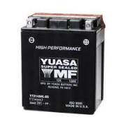 Accu / Battery YTX14AHL-BS | Fabrikantcode: YUAM62H4L | Fabrikant: YUASA | Cataloguscode: YTX14AHL-BS