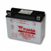 Accu / Battery Y50-N18L-A | Fabrikantcode: YUAM2218Y | Fabrikant: YUASA | Cataloguscode: Y50-N18L-A