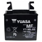Accu / Battery YT19BL-BS | Fabrikantcode: YUAM6219BL | Fabrikant: YUASA | Cataloguscode: 2113-0360