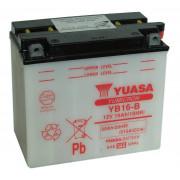 Accu / Battery YB16-B | Fabrikantcode: YUAM2216Y | Fabrikant: YUASA | Cataloguscode: YB16-B