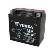 Accu / Battery YTX14-BS | Fabrikantcode: YUAM3RH4S | Fabrikant: YUASA | Cataloguscode: YTX14-BS
