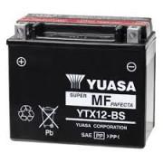 Accu / Battery YTX12-BS | Fabrikantcode: YUAM3RH2S | Fabrikant: YUASA | Cataloguscode: YTX12-BS