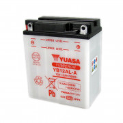 Accu / Battery YB12AL-A | Fabrikantcode: YUAM2221Y | Fabrikant: YUASA | Cataloguscode: YB12AL-A