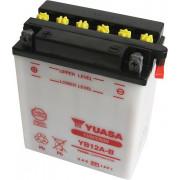 Accu / Battery YB12A-B | Fabrikantcode: YUAM222AB | Fabrikant: YUASA | Cataloguscode: YB12A-B