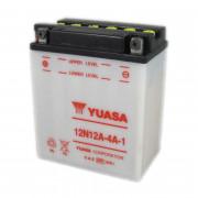 Accu / Battery Y12N12A-4A-1 | Fabrikantcode: YUAM2221B | Fabrikant: YUASA | Cataloguscode: Y12N12A-4A-1