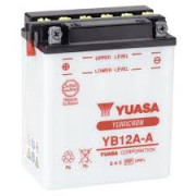 Accu / Battery YB12A-A | Fabrikantcode: YUAM2212Y | Fabrikant: YUASA | Cataloguscode: YB12A-A