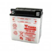 Accu / Battery YB10L-A2 | Fabrikantcode: YUAM2210Y | Fabrikant: YUASA | Cataloguscode: YB10L-A2